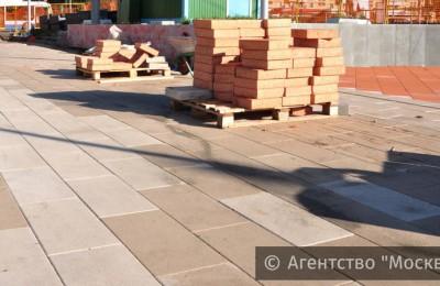 Ремонт улиц Москвы начнется после 9 мая