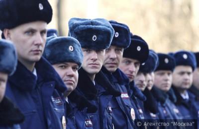 Вакансии для жителей открылись в отделе полиции района Москворечье-Сабурово