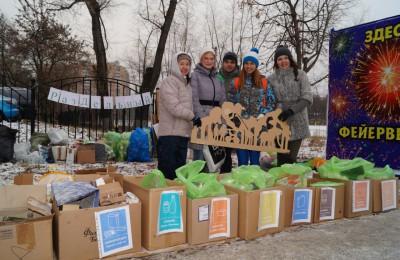 Гимназия «Эллада» района Москворечье-Сабурово примет участие в экологической акции