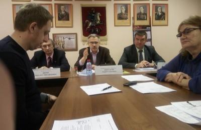 Льготы на капремонт: инициативу московских единороссов поддержали депутаты муниципального округа Москворечье-Сабурово