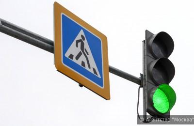 Восстановление светофора провели по просьбам местных жителей