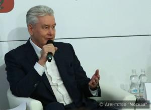 Мэр Москвы Сергей Собянин: Дороги в Москве были разгружены за счет платных парковок