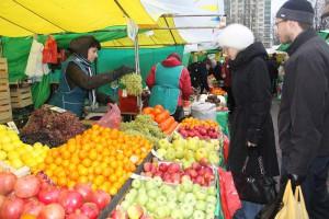 В Москве 8 марта начнется заявочная кампания на первую торговую сессию ярмарок выходного дня