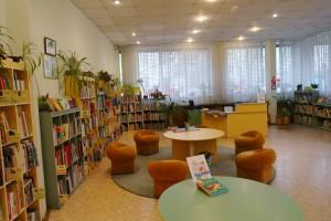 Библиотека № 140 в Южном округе