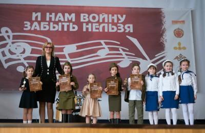 Жители района Москворечье-Сабурово стали призерами конкурса патриотической песни