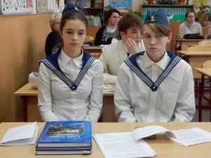 Презентация школьных проектов состоялась в районе Москворечье-Сабурово