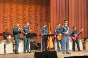 «Музыка в кино» прозвучала для жителей района Москворечье-Сабурово