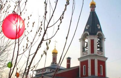 В районе Москворечье-Сабурово расположен объект культурного наследия