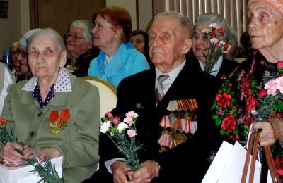 Стенды ветеранов установлены в районе Москворечье-Сабурово