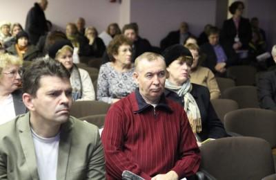 Проект исполнения бюджета муниципального округа Москворечье-Сабурово обсудят на публичных слушаниях
