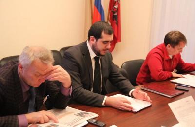 Депутатам рассказали о работе центра досуга и спорта «Вертикаль» за прошлый год