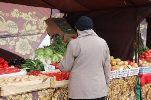В районе Москворечье-Сабурово открылась ярмарка выходного дня