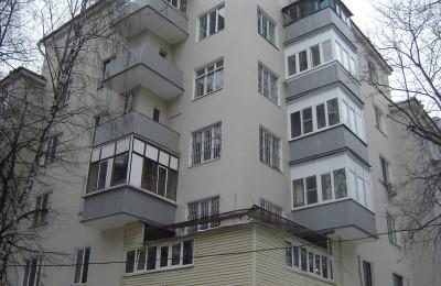 Жилой дом в ЮАО