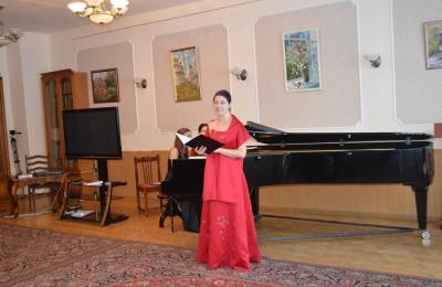 Фортепианный концерт в районе Москворечье-Сабурово