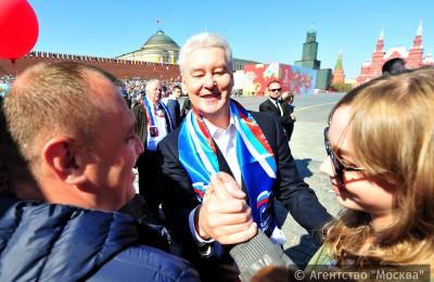 Мэр Москвы Сергей Собянин пригласил жителей столицы на пасхальную площадку фестиваля «Московская весна»