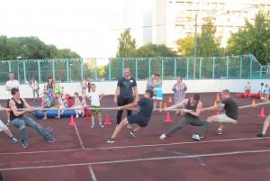 Кампания детского отдыха началась в районе Москворечье-Сабурово