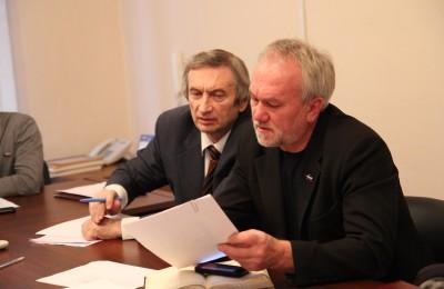 В Совете депутатов муниципального округа Москворечье-Сабурово будет создана еще одна комиссия