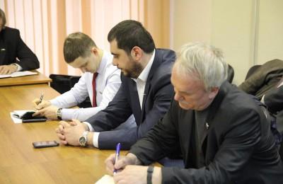 Депутаты района Москворечье-Сабурово