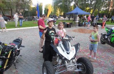 В Москворечье-Сабурове состоялось экстремальное шоу, посвященное Дню молодежи