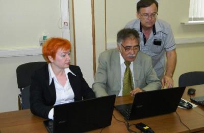 Пенсионеры из Южного округа поедут на Всероссийский компьютерный чемпионат