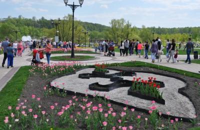 Парк «Царицыно» станет главной площадкой празднования Дня семьи, любви и верности в Москве