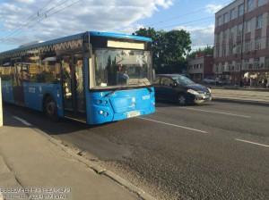 Автобус нового образца