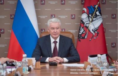 Мэр Москвы Сергей Собянин: Пропускная способность участка в Щербинке возросла в 8 раз
