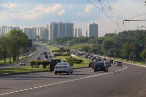 Москву поставили на второе место в сфере управления транспортом