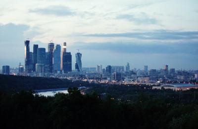 Налоговые доходы бюджета Москвы выросли на 30 процентов за 5 лет