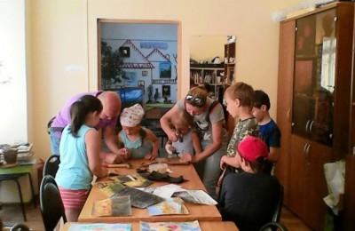 Жители района окунулись в «Мир фантазии»