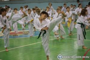 Московская школа тхэквондо расположена в Южном округе