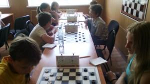 Турнира по шашкам