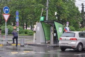 Платные парковки в ЮАО