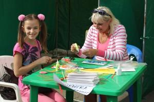 Семейный праздник организуют в районе Москворечье-Сабурово
