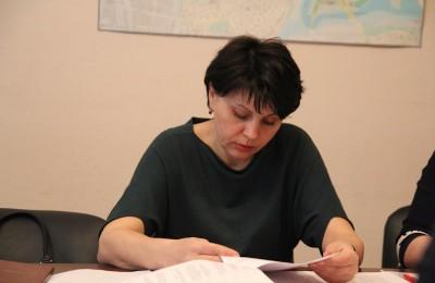 Наталья Заусаева: Такой сервис очень удобен для жителей