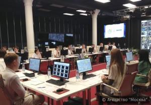 Общественная палата Москвы создаст штаб видеонаблюдателей за выборами
