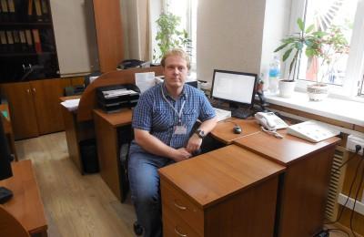 Начальник отдела профориентации, соцадаптации и психологической поддержки центра занятости населения ЮЗАО Сергей Гавреев