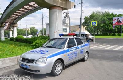 В районе Москворечье-Сабурово задержаны подозреваемые в краже со стройки