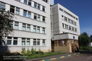 Детская поликлиника в районе Москворечье-Сабурово