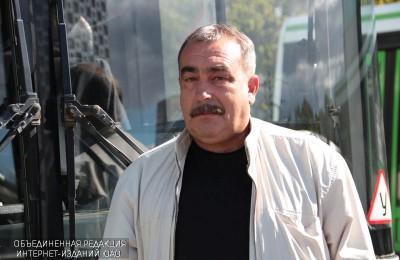 Водитель автобуса Игорь Шульгин: Без огня в глазах в этой профессии делать совершенно нечего