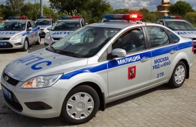 Сотрудники ГИБДД Южного округа Москвы задержали молодого человека, находившегося в международном розыске за убийство