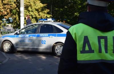 В Южном округе полицейские изъяли у молодого человека героин