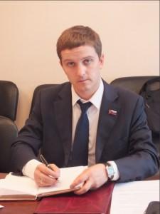 Депутат Иван Тимохов