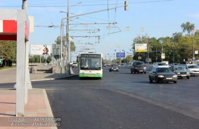 В сентябре на юге Москвы появится еще одна выделенная полоса