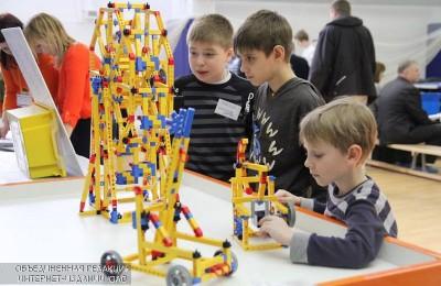 Занятия робототехникой в районе пользуются популярностью у детей