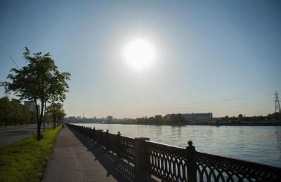 Берега Москвы-реки укрепят в районе Москворечье-Сабурово