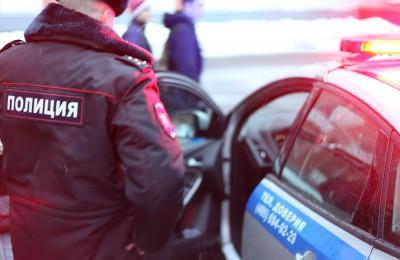 В районе Москворечье-Сабурово задержан подозреваемый в карманной краже