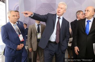 Мэр Москвы Сергей Собянин: На форуме правительство собирается перенять мировой опыт культурных событий