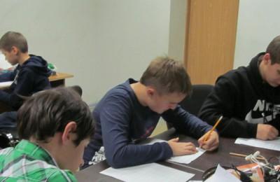 Конкурс связиста в районе Москворечье-Сабурово