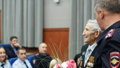 Поздравление с 91-летием ветерана Великой Отечественной войны – Николая Ефимовича Ковалёва